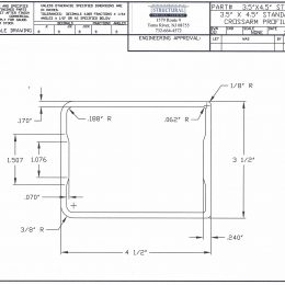 <p>SPS 3.5x4.5 Beam Spec Sheet</p>