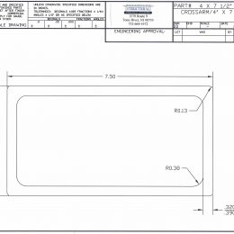 <p>SPS 4x7.5 Beam Spec Sheet</p>